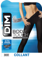 Dim Body Touch Ultra Opaque 80 den